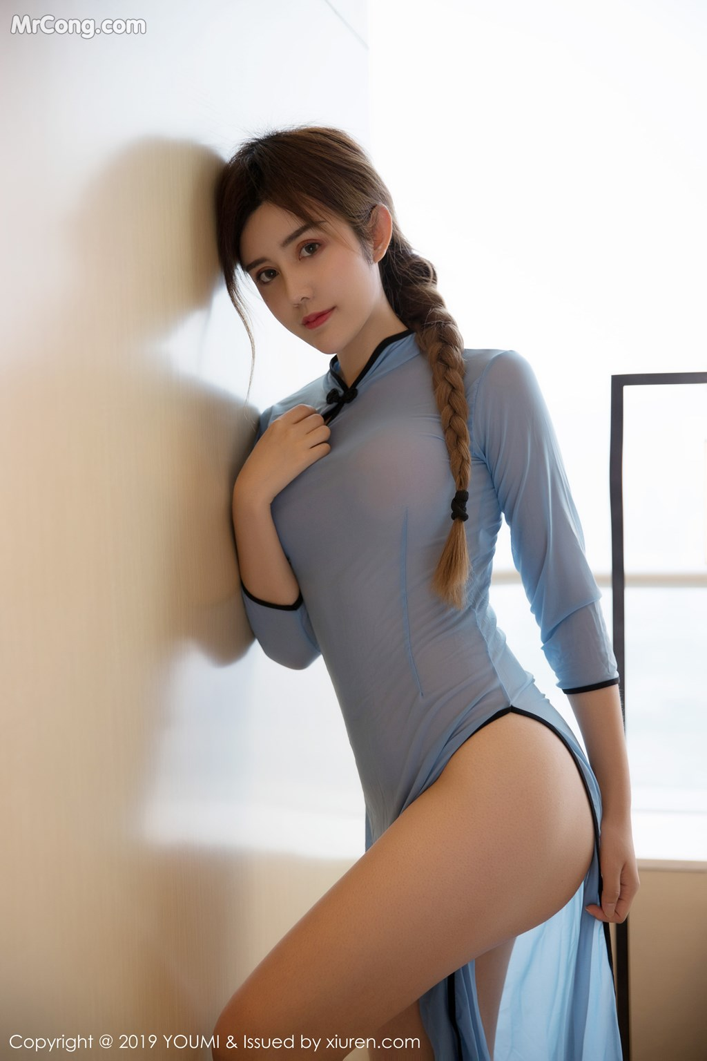 Image YouMi-Vol.353-Cris-MrCong.com-006 in post YouMi Vol.353: Cris_卓娅祺 (51 ảnh)