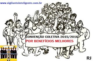 CONVENÇÃO COLETIVA DE TRABALHO VIGILANTE SP 2016