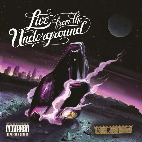 Big K.R.I.T. - Live from the Underground Cover
