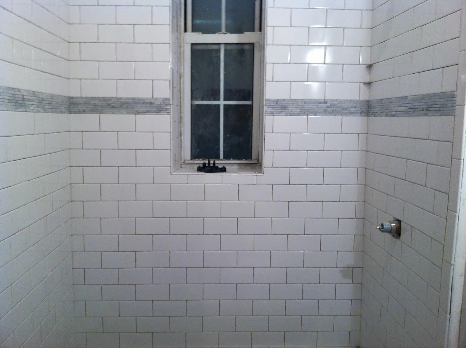 greenwich in general shower tile