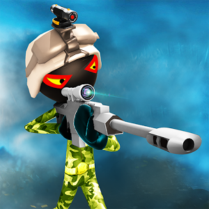 Stickman Sniper Squad 2017 v 1.1 Mod Apk ( Money)