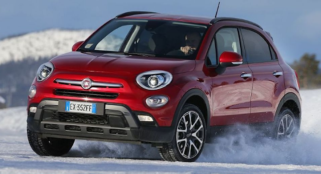 2016 Fiat 500X AWD Review