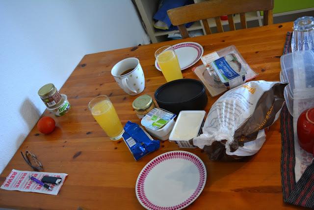 7 Sachen Sonntags - Gemütlich und so :)