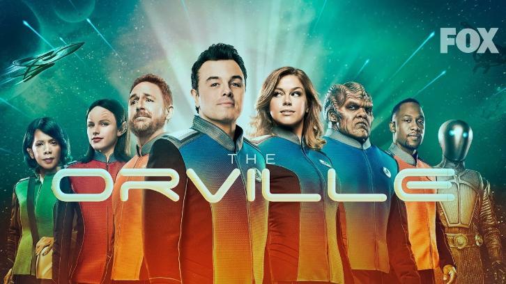 The Orville - Season 1 - Episode Order Slightly Reduced