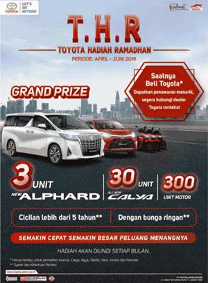 Promo Toyota Dealer Depok Spesial Lebaran 2018