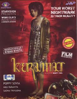 Download Film Horror Indonesia Keramat (2009) DVDRip