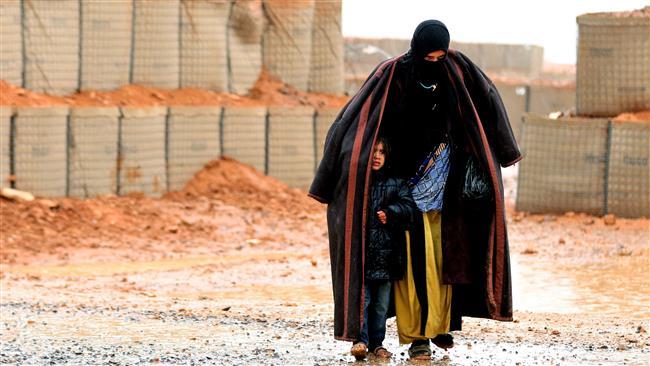 50,000 stranded on Jordan-Syria border: United Nations