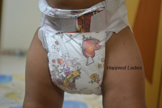 Happiest Kids Baby Diapers Size