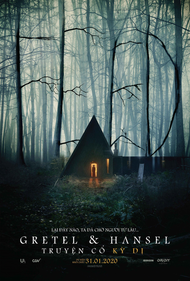 Xem Phim Gretel & Hansel: Truyện Cổ Kỳ Dị