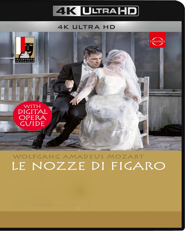 Mozart – Le nozze di Figaro [2016] [UHD] [2160p] [Subtitulado]