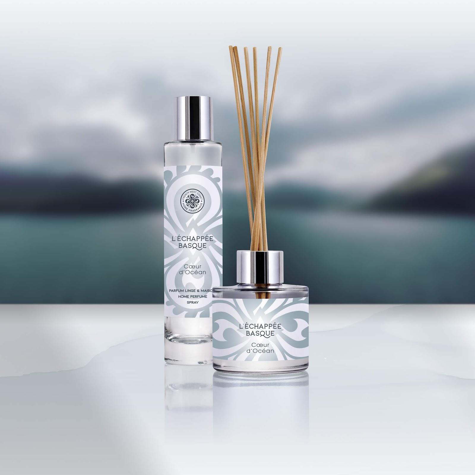 échappée basque, parfums d'intérieur