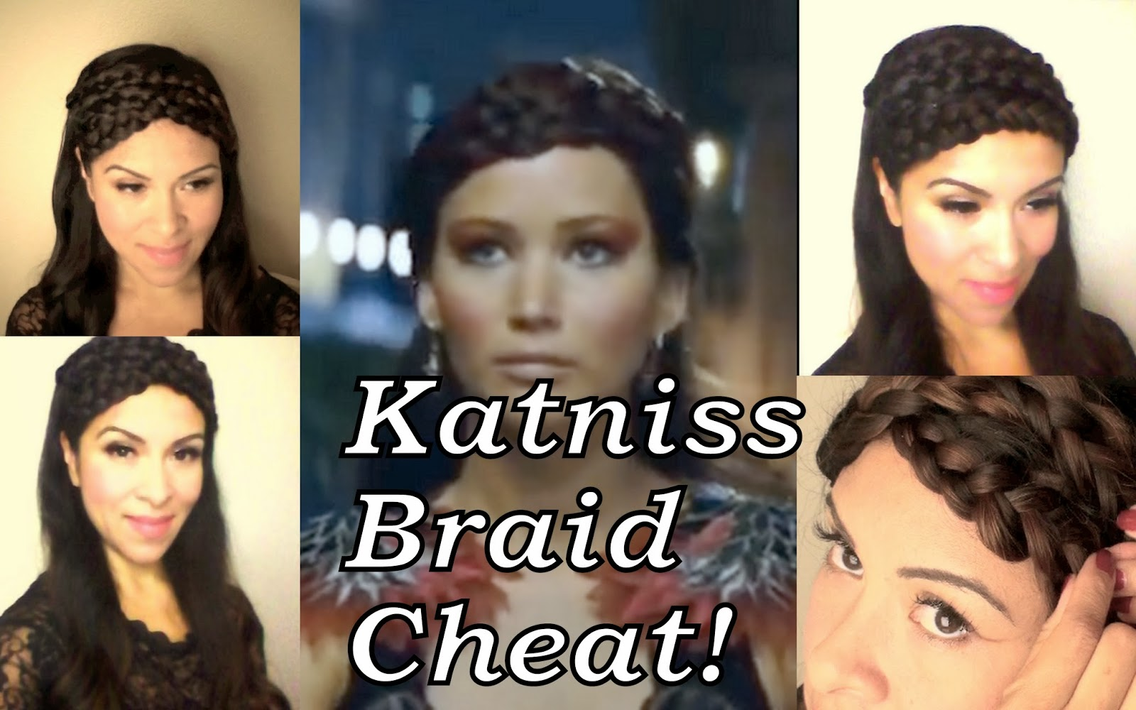Here comes the (Katniss) braid... | Movie wedding dresses ...