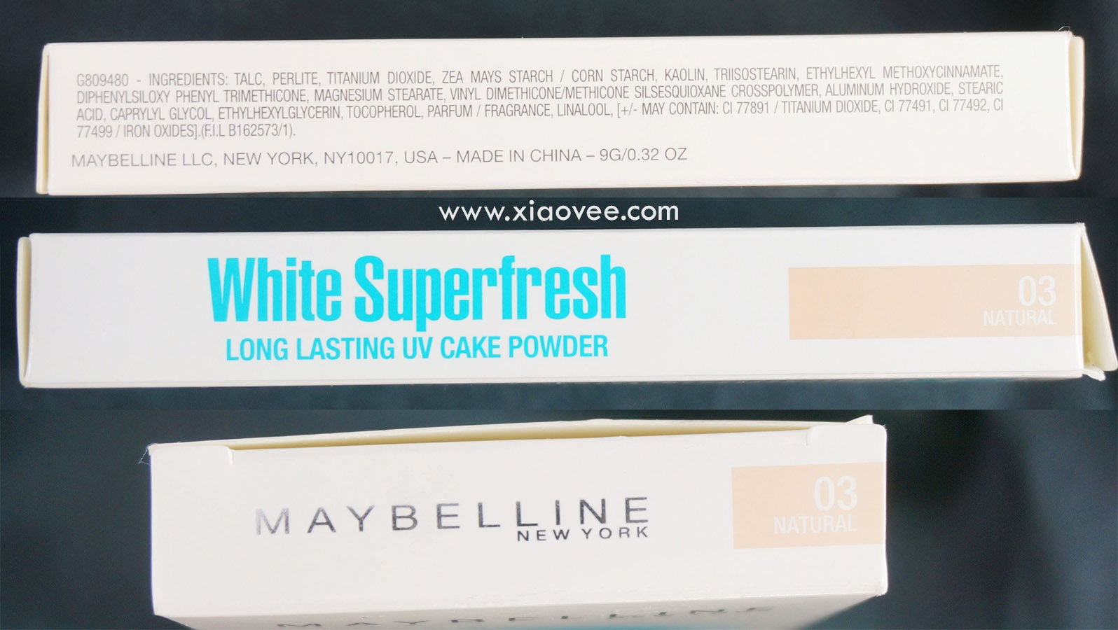 komposisi maybelline white superfresh