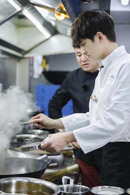 Lin Gengxin chef