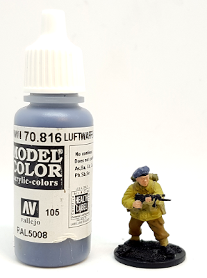 How to paint Paratrooper