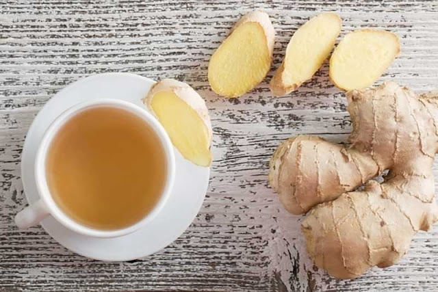 How To Lose Weight With Ginger Tea