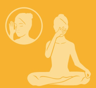 Nadi Shodhana, Nostril Breathing, yoga for mental clarity and relaxation