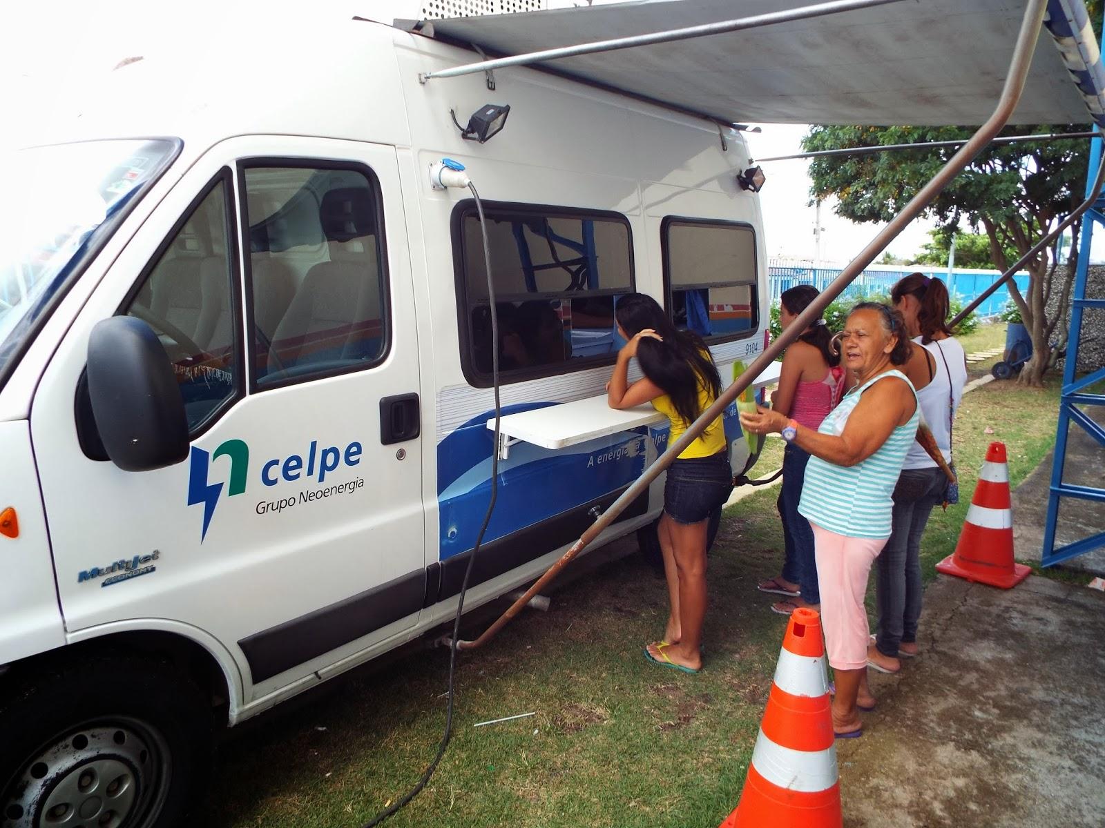 Resultado de imagem para Celpe móvel em Serra Talhada