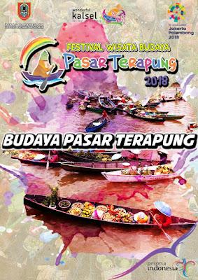 Ini Dia Artis dan Kemeriahan yang Akan Hadir di Festival Budaya Pasar Terapung 2018