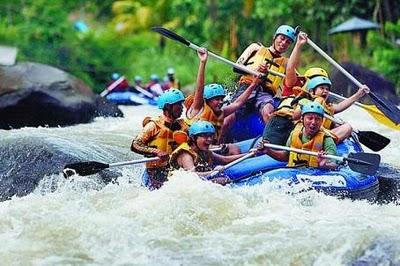 Paket Outing Arung Jeram Dan Wisata Di Yogyakarta Paket Outbound Jogja Outing Kantor Gathering
