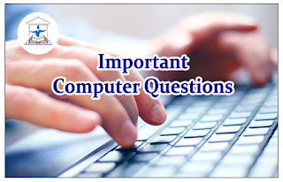 Important Computer Questions for LIC AAO and Upcoming Exams set-7