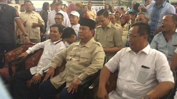 Prabowo Subianto Beri Pesan Untuk Seluruh Honorer K2, Ini Isinya..