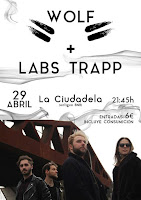 Concierto de Wolf y Labs Trapp en Burgos