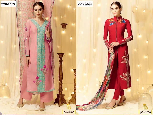Salwar suits and dresses with cash on delivery service in India