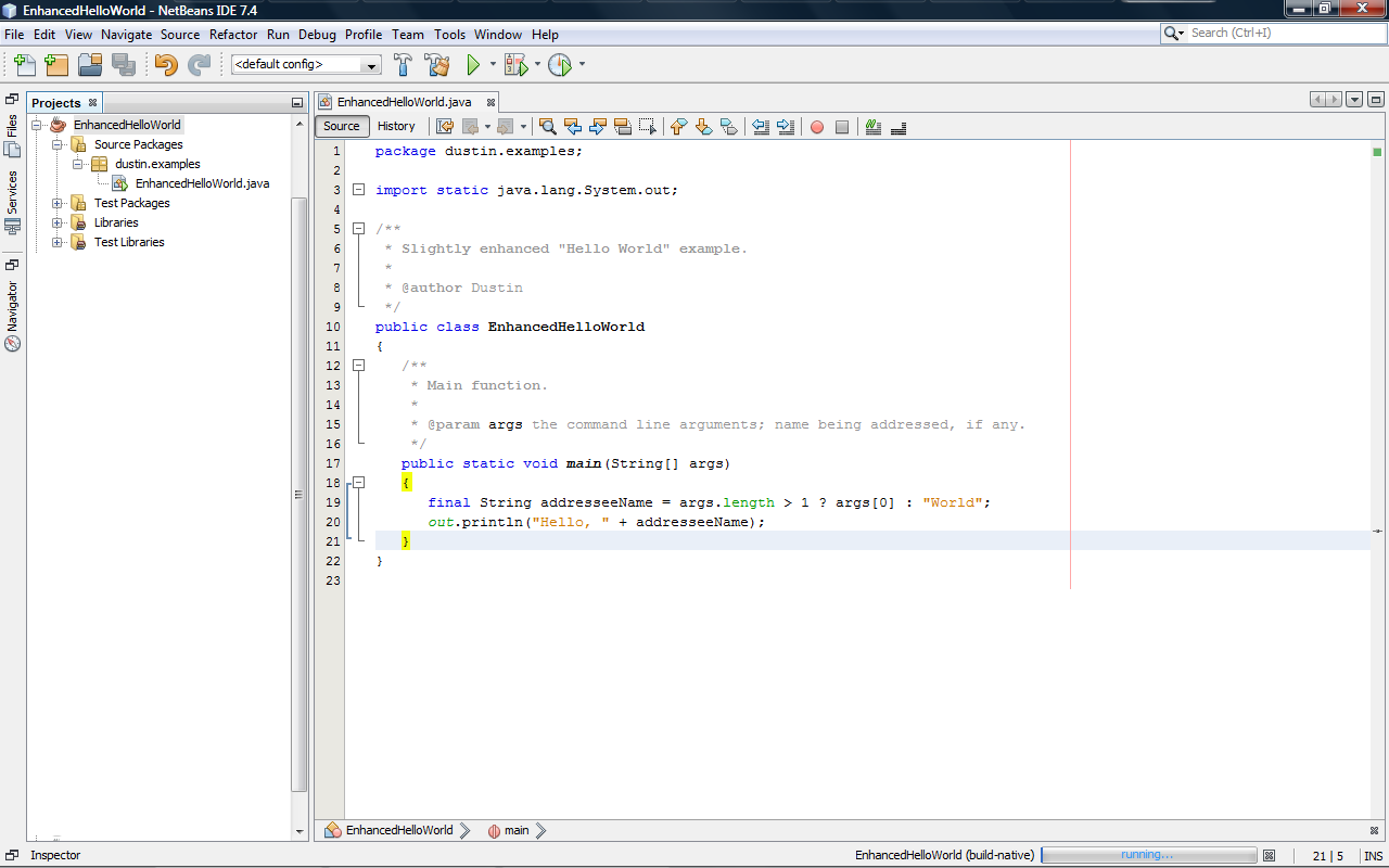 Native Java Packaging with NetBeans 7 4 - DZone Java