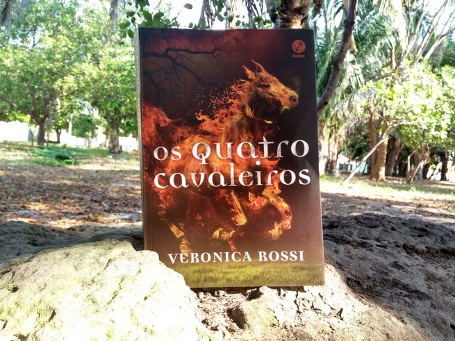 Os Quatro Cavaleiros | Veronica Rossi