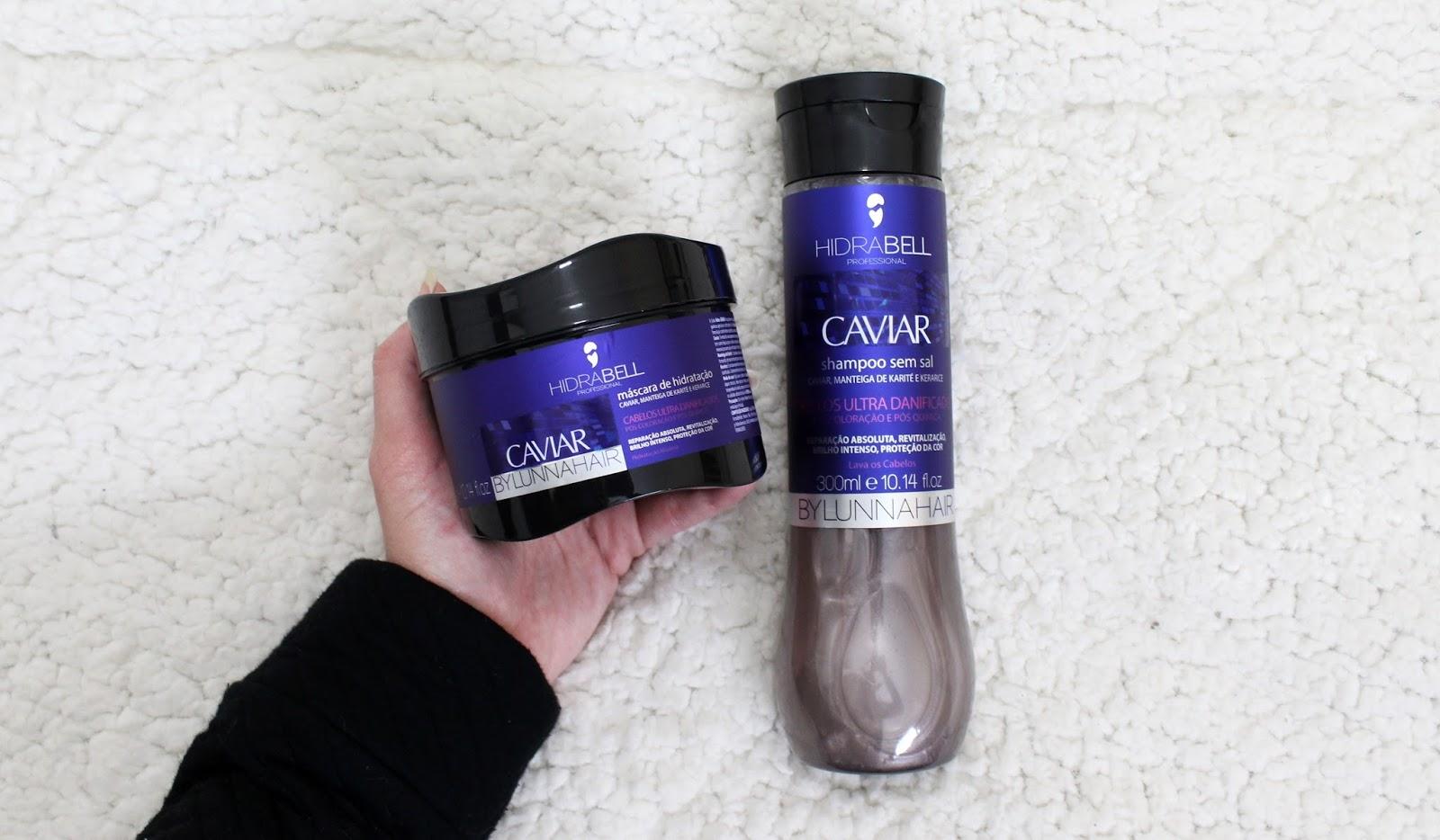 hidrabell, hidra caviar