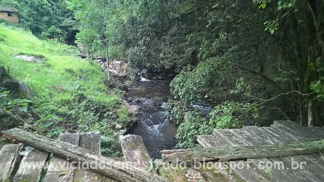 Entrada da propriedade De Bona, Farroupilha, Serra Gaúcha