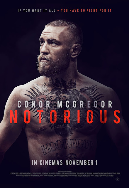 Conor McGregor: Notorious (2017) ταινιες online seires oipeirates greek subs