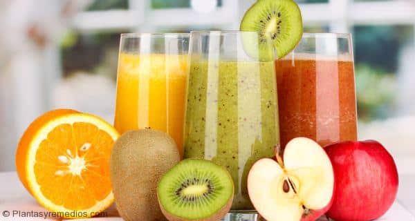 ¿zumo o fruta para bajar de peso ?