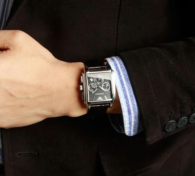 Mẫu đồng hồ nam thời trang, cao cấp