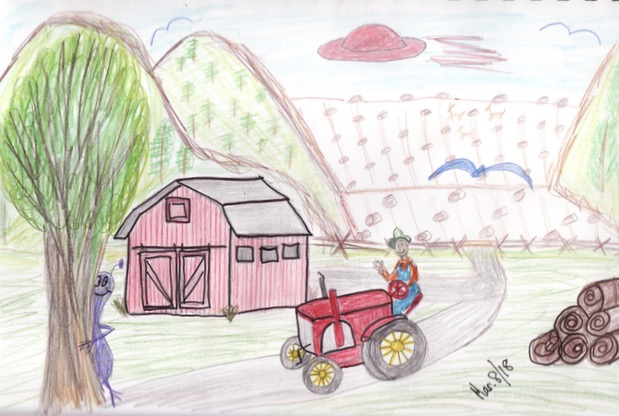 Cottage Country Reflections: Tractors and PPF