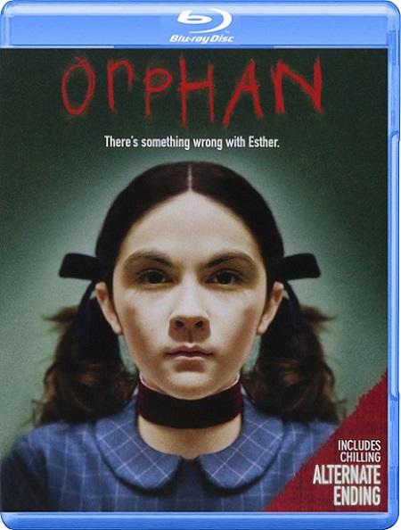 Orphan (La Huérfana) (2009) 1080p BluRay REMUX 19GB mkv Dual Audio Dolby TrueHD 5.1 ch