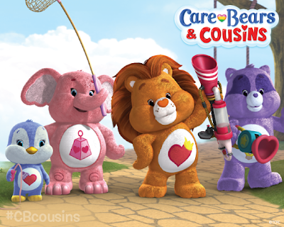 Care Bears & Cousins Season 2 on Netflix