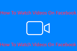 How to Find Videos On Facebook