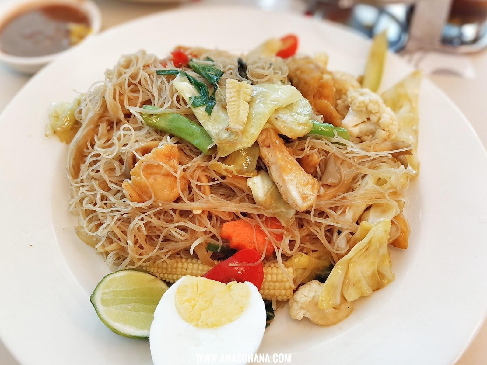 Restoran Happy Thai Brem Mall