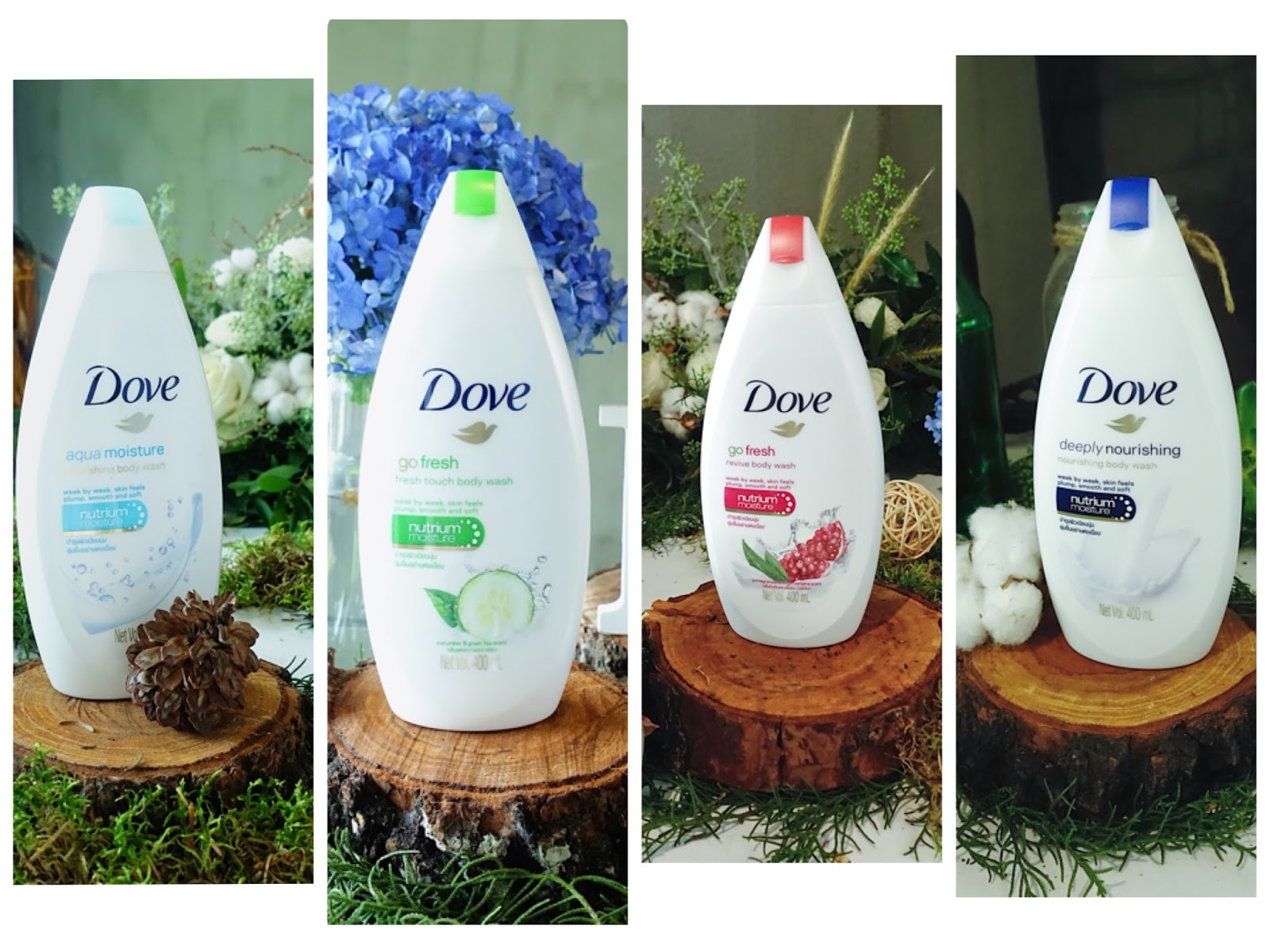 Lily Zhen One Thing At A Time And Conquer The World Dove Go Aqua Moisture Body Wash Refill 400 Ml There Are 4 Scents Available In Indonesia Currently I Wish Theyd Release Other Near Future Heres An Overview Of