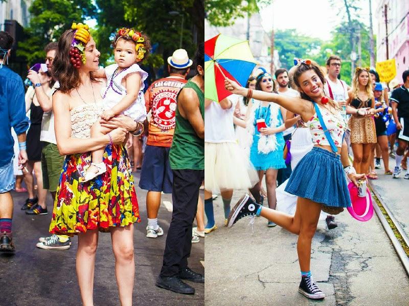 Ideias de fantasias pro Carnaval 2015