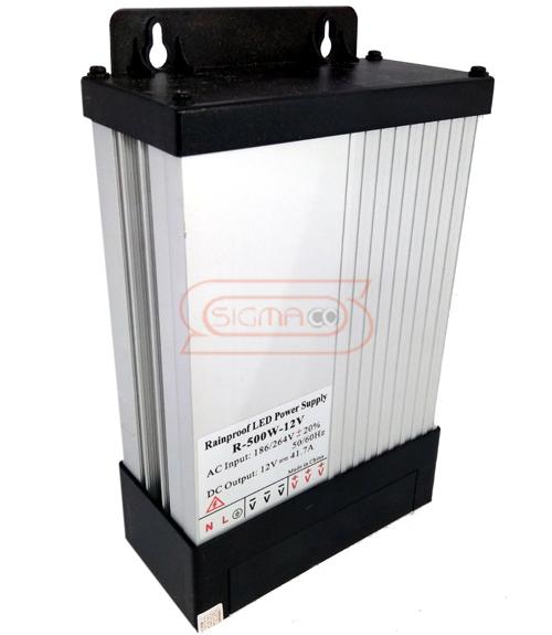 jual-power-supply-led-rain-proof-outdoor-500-watt-manado-gorontalo
