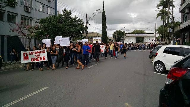 ESCLARECIMENTO DA PREFEITURA DE REGISTRO-SP SOBRE A PARALISAÇÃO DOS SERVIDORES MUNICIPAIS