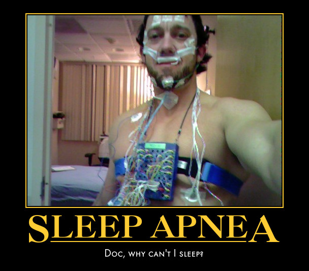 sleep apnea test center of a local hospital. posted at signal94.blogspot.com