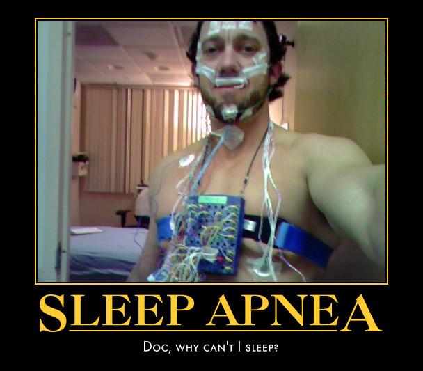 sleep apnea test center of a local hospital. posted at signal94.blogspot.com