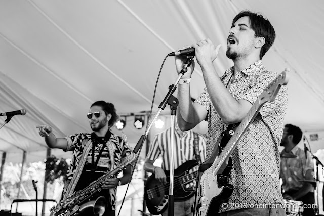 Love Wagon at Riverfest Elora 2018 at Bissell Park on August 18, 2018 Photo by John Ordean at One In Ten Words oneintenwords.com toronto indie alternative live music blog concert photography pictures photos