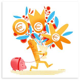 Clod illustration Le Particulier, où placer votre argent en 2017