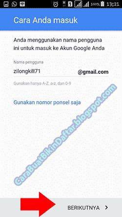 Cara Buat Akun Gmail Baru Di Hp Android Untuk Login Aplikasi Google Play Store Cbbdblog Net