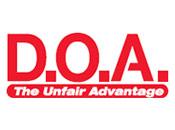 Visit DOA Lures Website